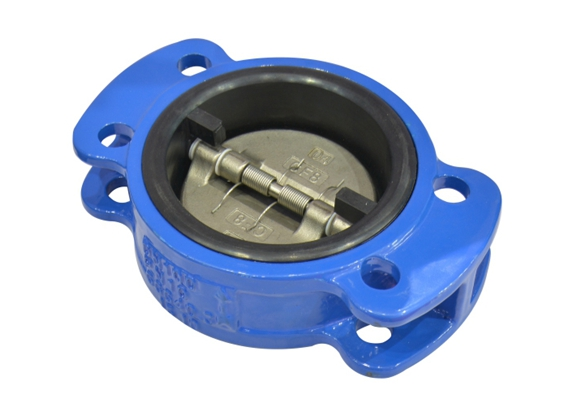 Full Rubber Coated Wafer Check Valve Series