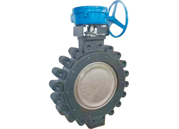 High Performance Wafer Butterfly Valve 2