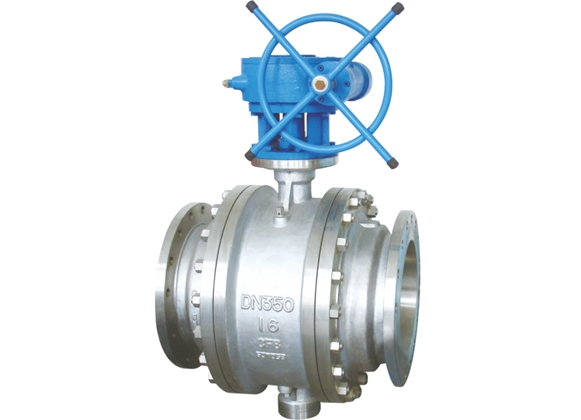 Soft Seal Fixed Ball Valve